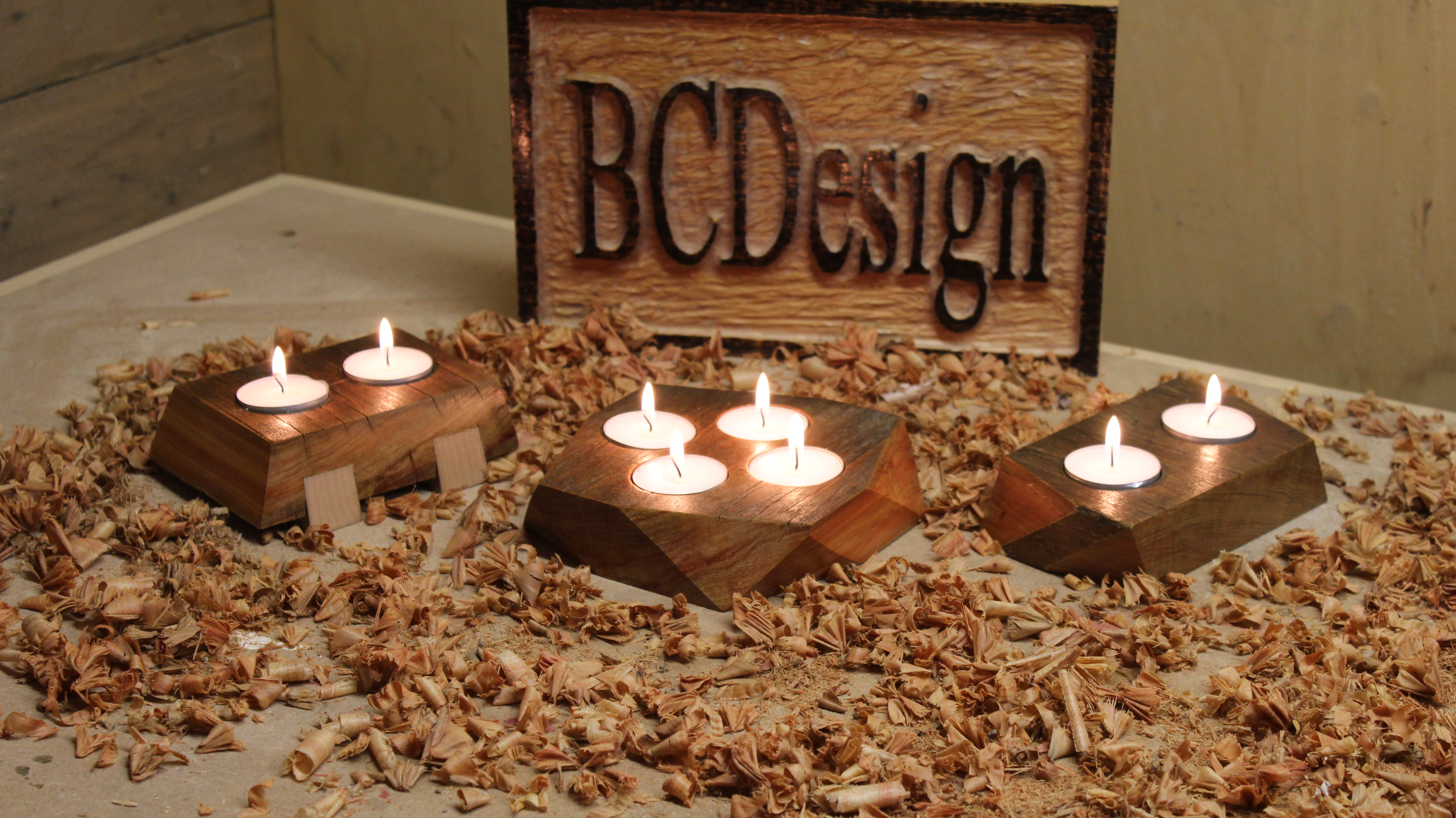 Picture of How to Make : DIY Tealight Candle Holder