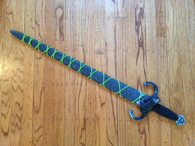 Construct Laser Sword