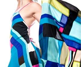 Oh Sew Stylish - IPod Control Evening Dress