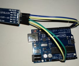 Simple Arduino Bluetooth Communication