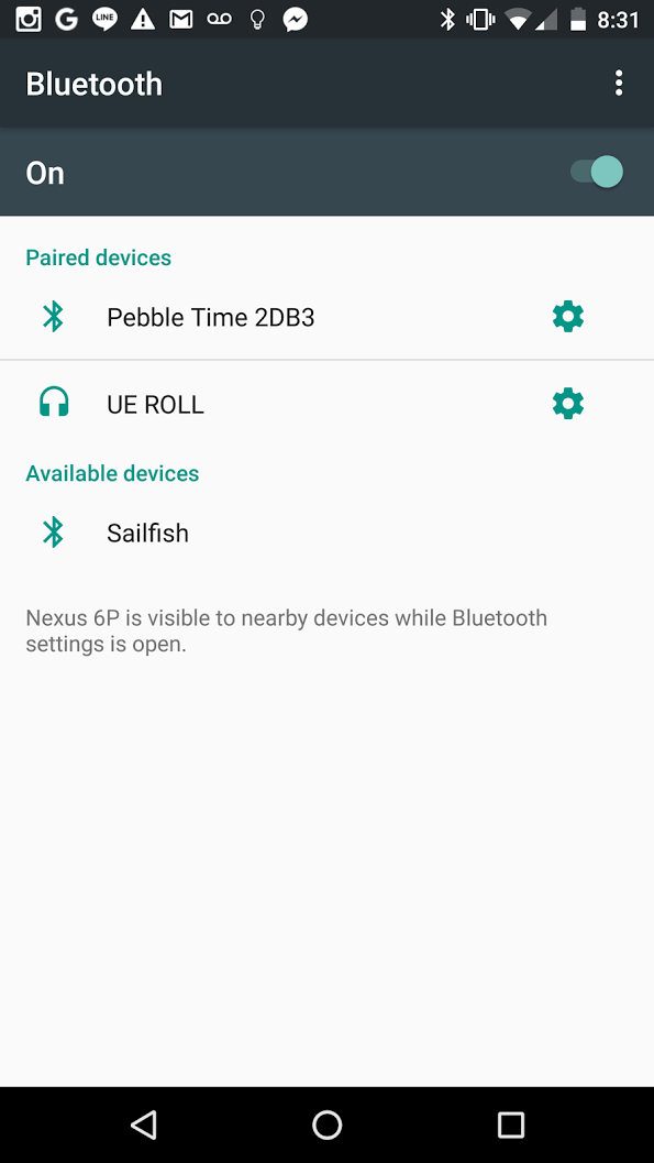 Picture of Connect to the Bluetooth on Your Phone