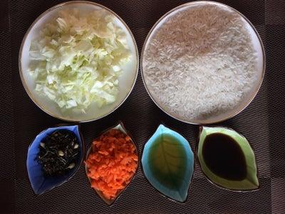 Gather Fresh Ingredients