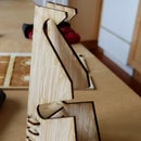 Multi-angle Laser Cut Phone Stand