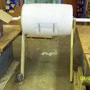 Rotating Bin Composter