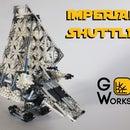 K'NEX Star Wars Imperial Shuttle MK-II
