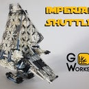 K'NEX Star Wars Imperial Shuttle MK-II