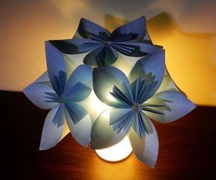 Kusudama Night Light