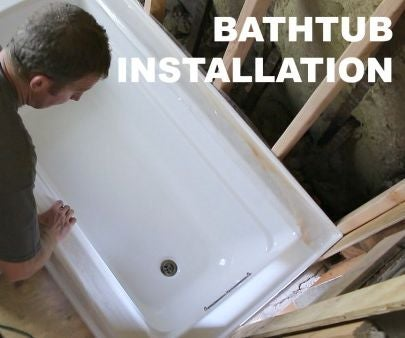 How to Install a Bathtub (make It ROCK SOLID): 16 Steps (with Pictures)