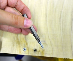 Removing a Broken Screw