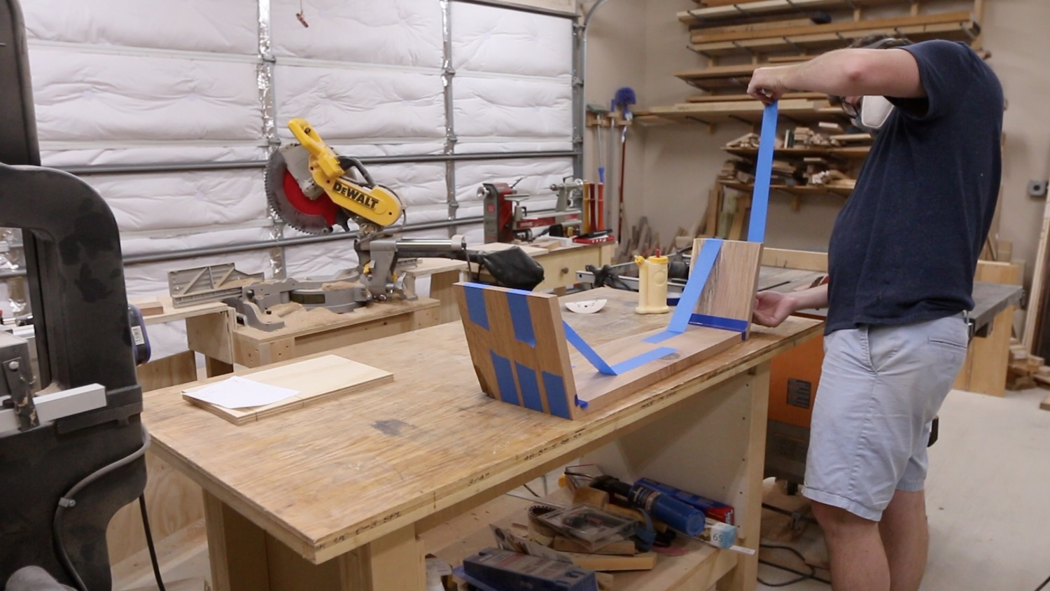 Picture of GLUING AND JOINING THE PIECES