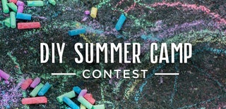 DIY Summer Camp Contest