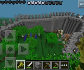 Awesome Castle On Mincraft