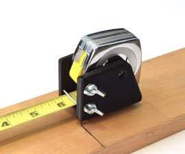 Self-Marking Tape Measure