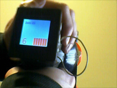 Picture of Simple Nerf Gun Shot Counter Using a Keychain Photo Viewer