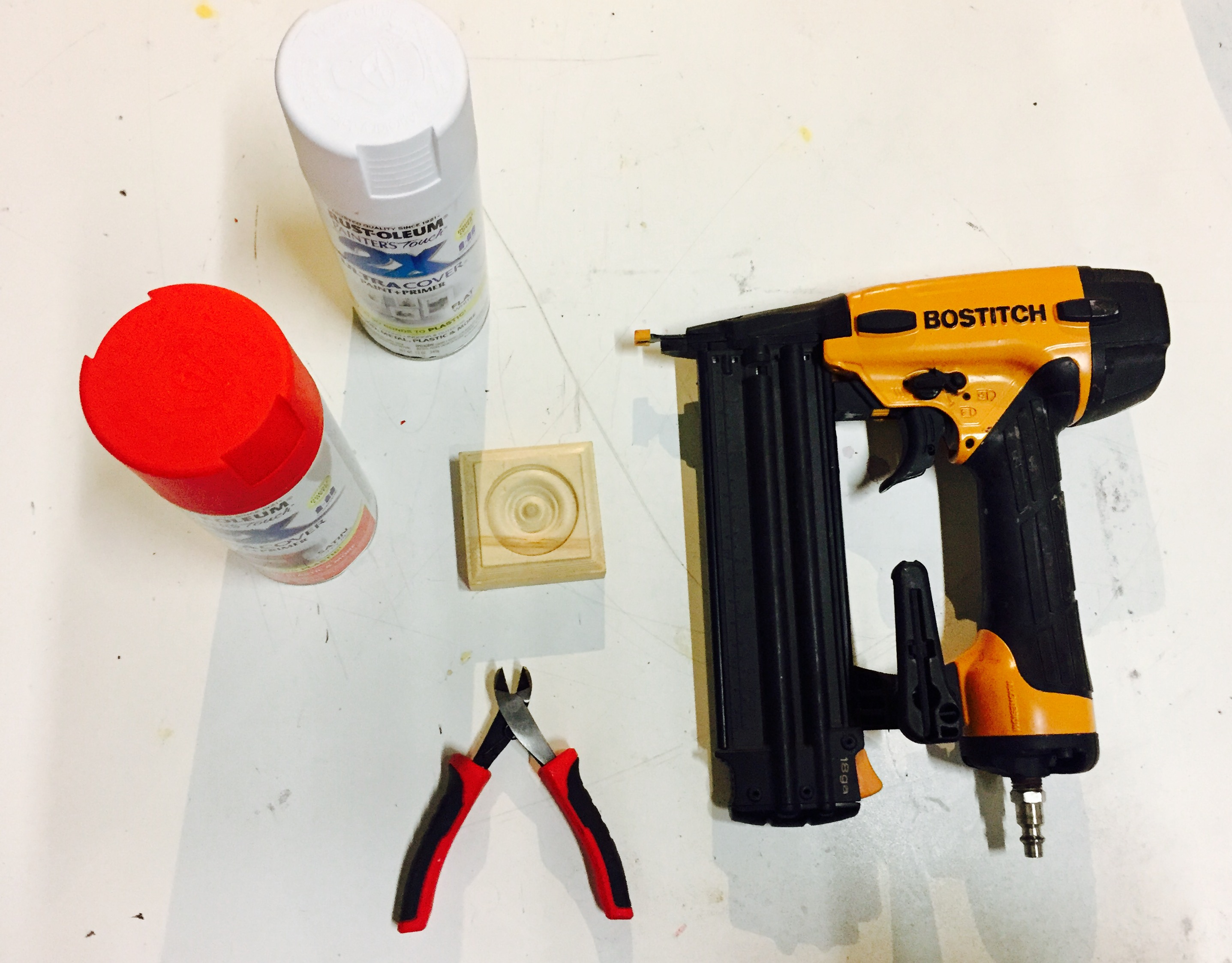 Picture of Prep the Lamp Parts