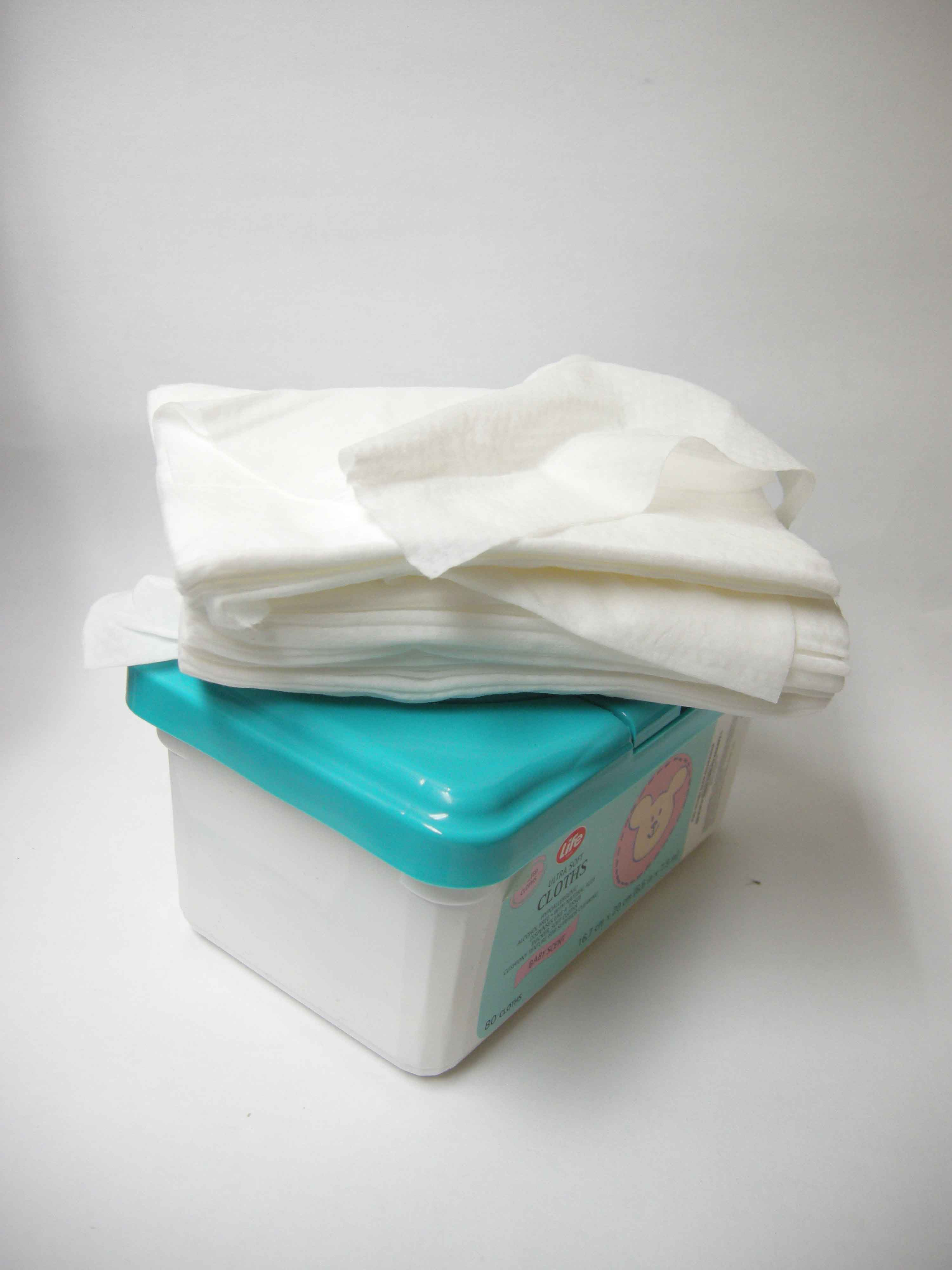 Picture of How to Make Your Own Decomposable Baby Wipes