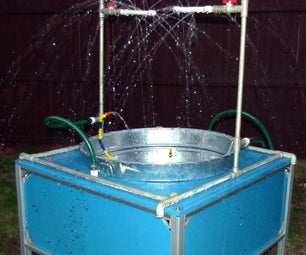 Splash-Pod: the Personal Water Park
