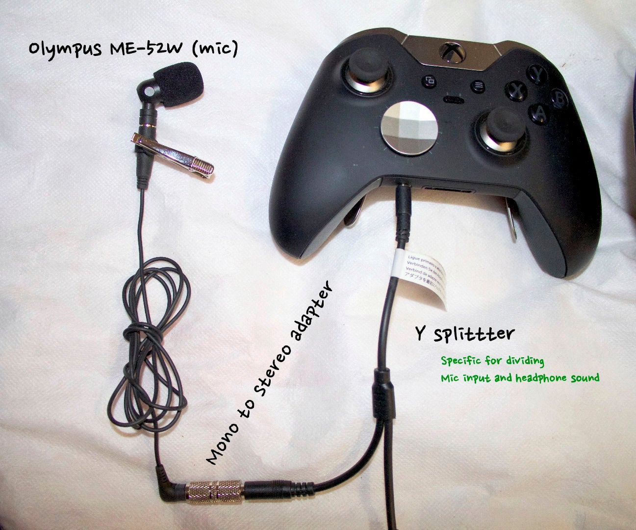 WRG-5531] Xbox One Chat Headset Wiring Diagram on