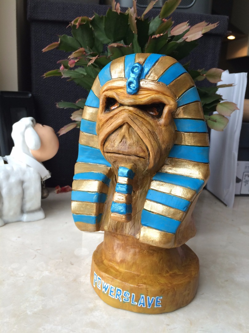 Picture of Powerslave Bust