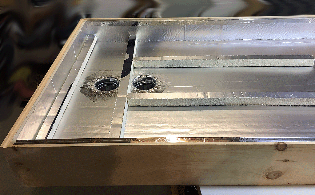 Picture of Build 3 - Vents and Air Channel