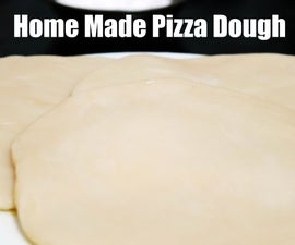 Home Made Pizza Dough - It's Yummy