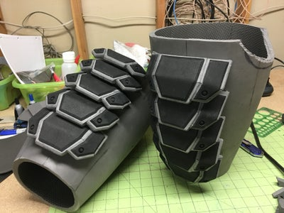 The Last of the Foam Construction