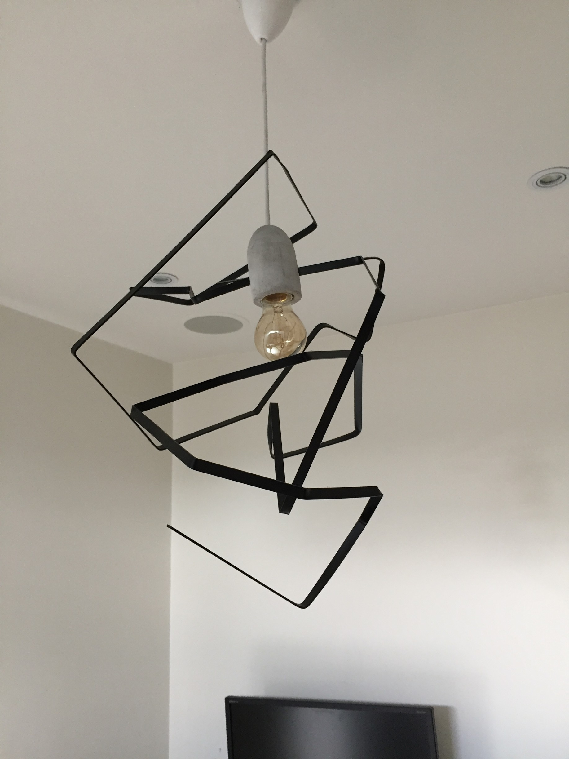 Picture of Concrete Modern Lamp