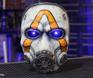 Borderlands 3 Psycho Mask - SKS Props