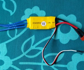 How to Use Cheap HW 30A Esc to Run BLDC Motor With Arduino.