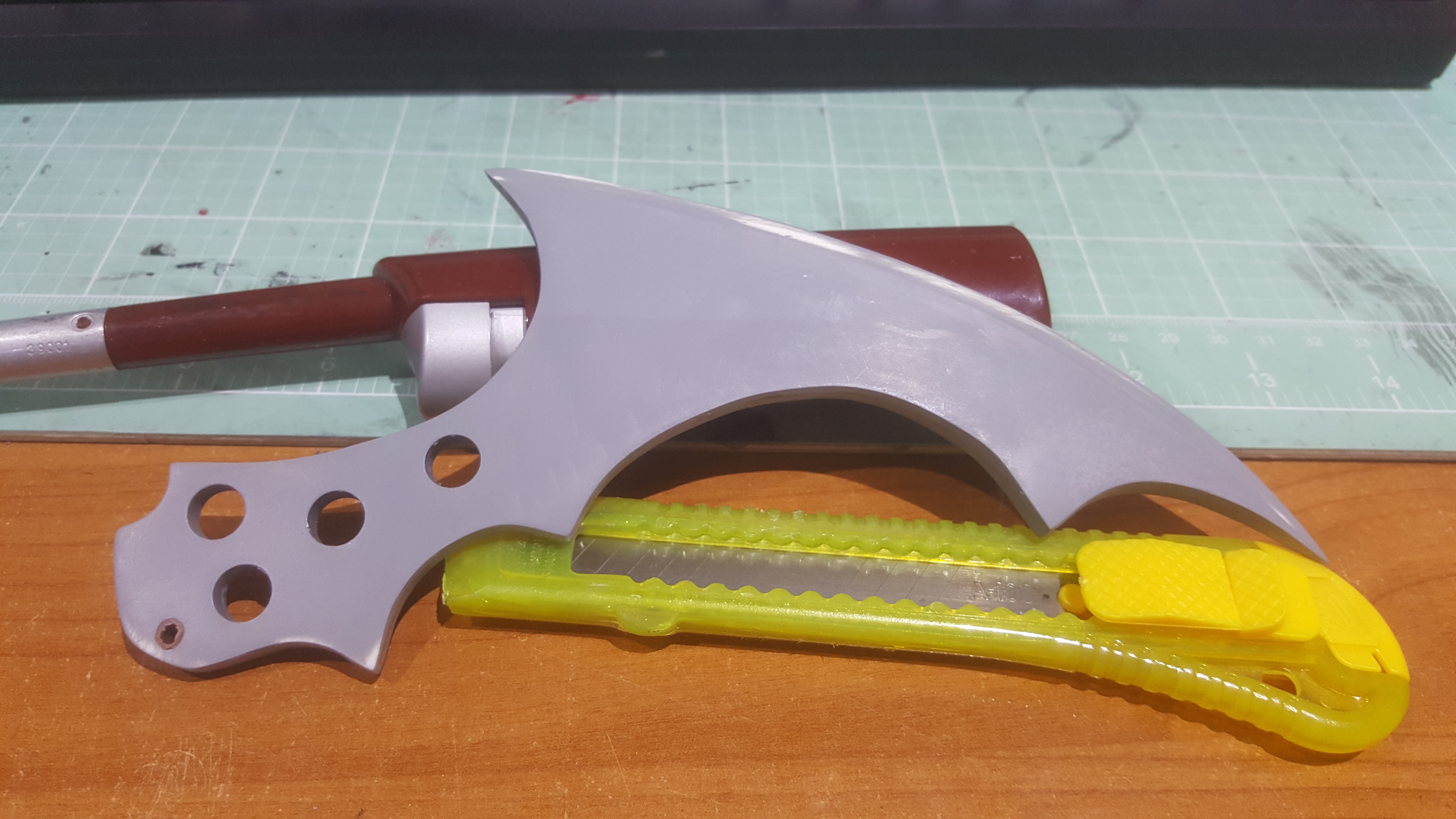 Picture of Refinements and Materials for Molding/Casting