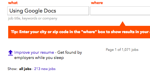 Picture of The Importance of Google Docs