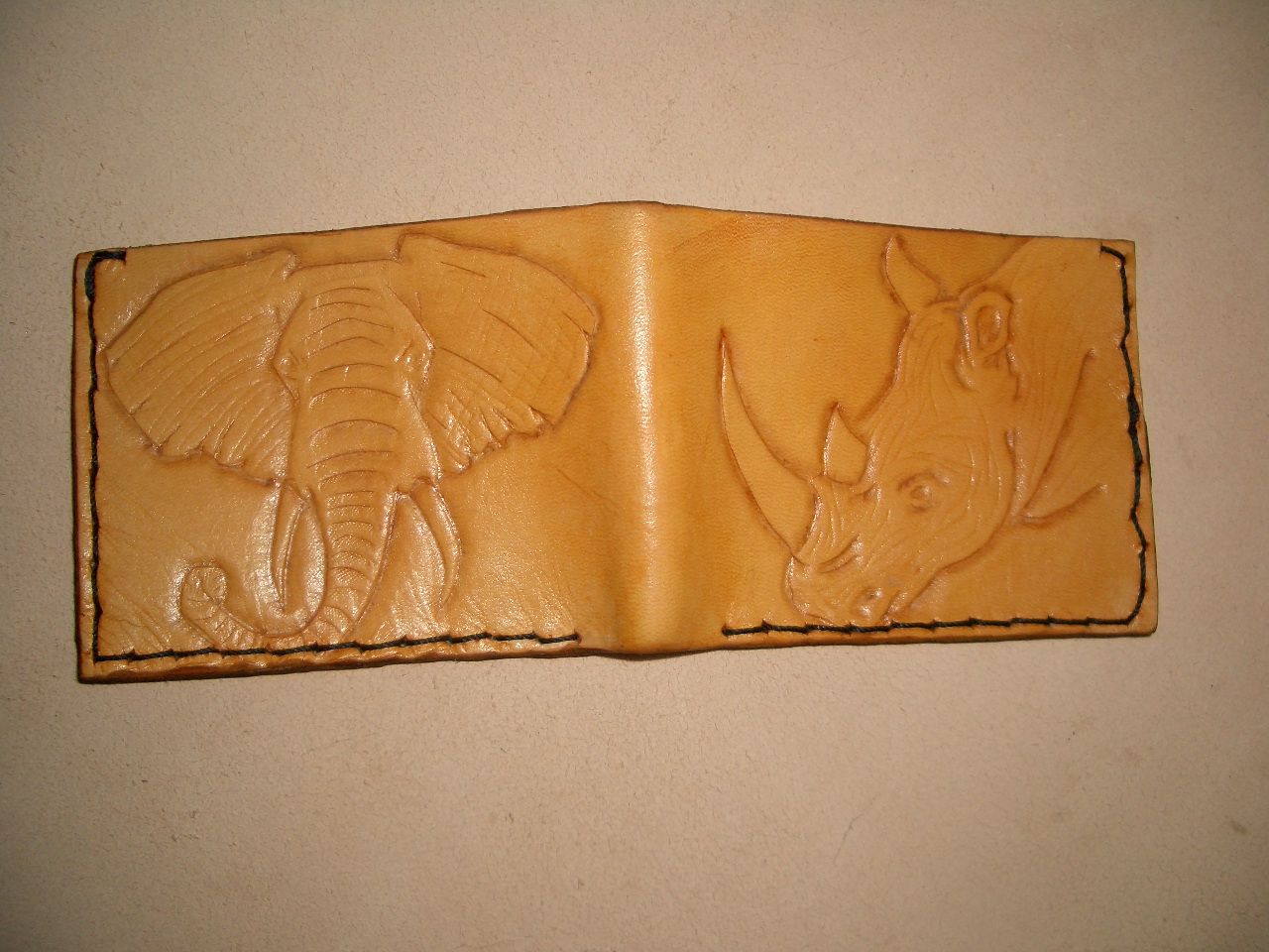 Picture of Long-Lasting Leather Wallet