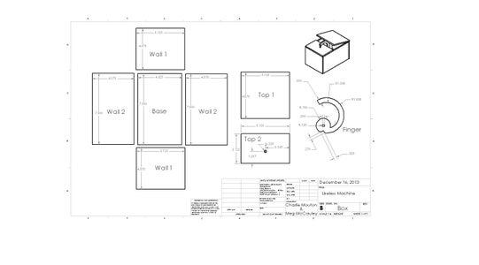 Create a Box.