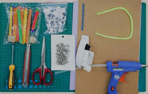 Make the Walking Robot 's Body