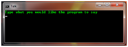 Picture of Make Your Own Text-To-Speech Program!!!