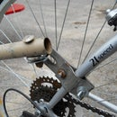 Bicycle Trailer Hitch