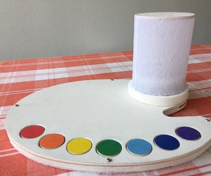 A Palette to Paint Music