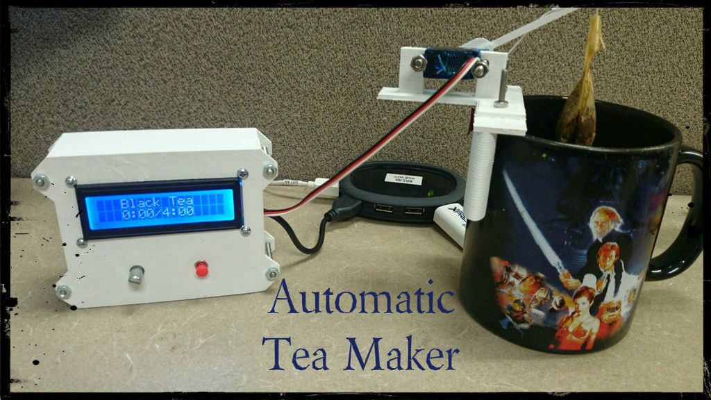 Picture of Automatic Tea Maker