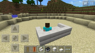 Minecraft Couch You Can Sit In