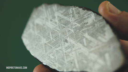 A Meteorite.