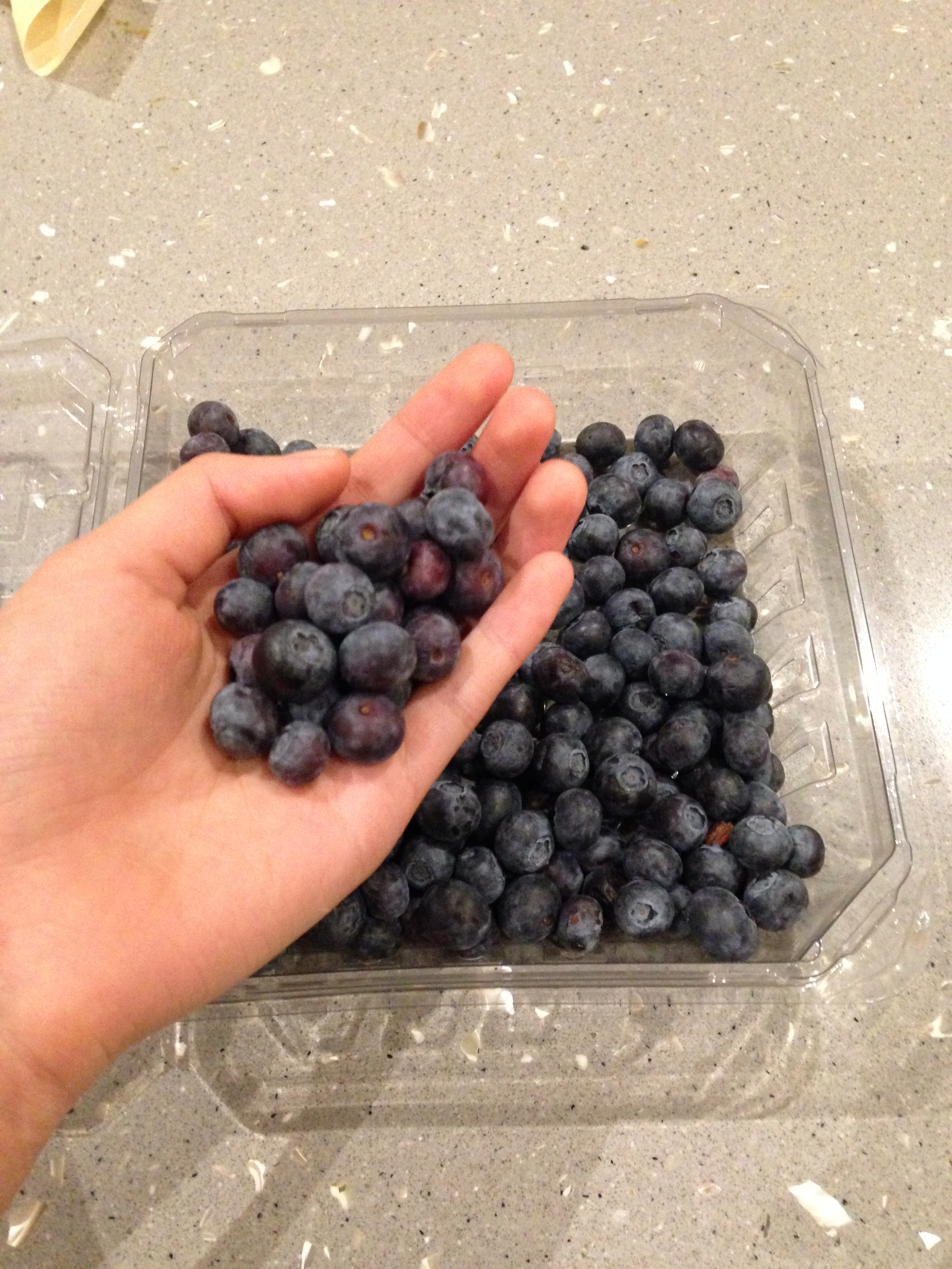 Picture of Make the Blueberry Compote