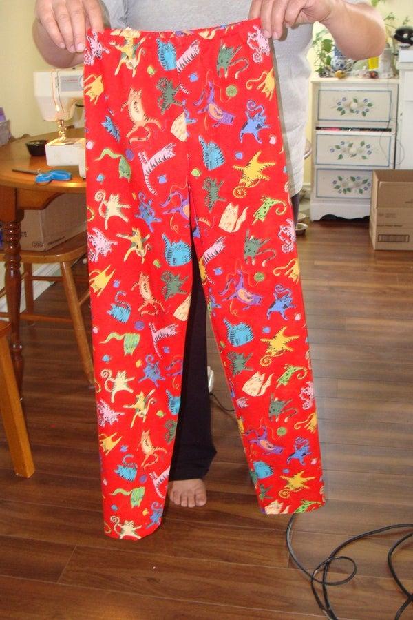 Easy Pajama Pants