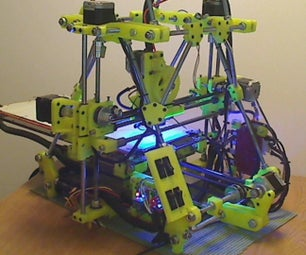 200mm to 425mm Bed Conversion for 3d Printer