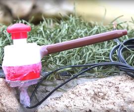 How to make a water-circulating pump