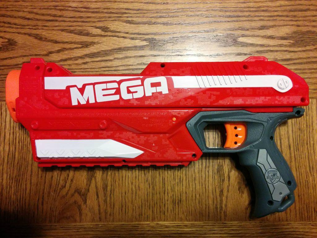 Picture of Nerf Mega Magnus Upgrade