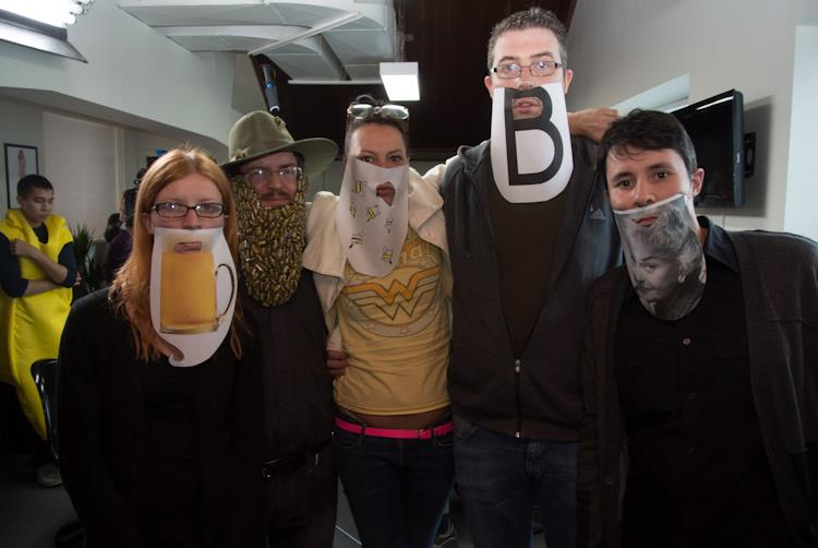 Picture of Wearing the Beard of Bees