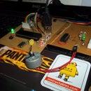 USB:- DC Motor Controller using PIC18F4550 (keyboard)