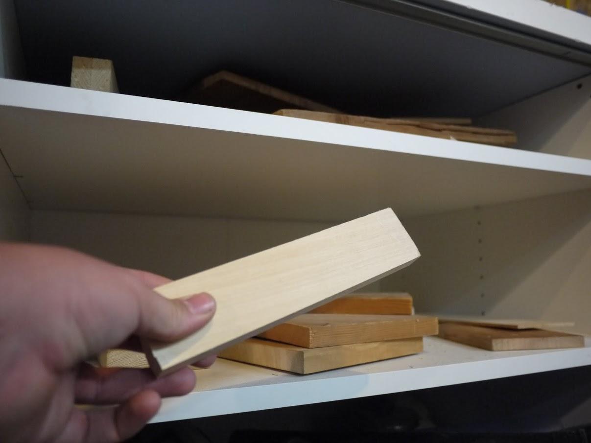 Picture of Choosing Wood