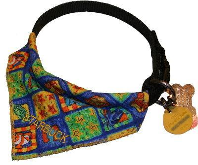 Picture of Dog Collar Scarf