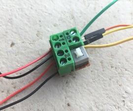 Dual Battery Series Converter Module